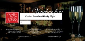 Peated Premium WhiskyFlight