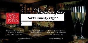 Japanese Whisky Flight